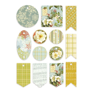 Tags - LE - Medium A4 Tags (13pc)