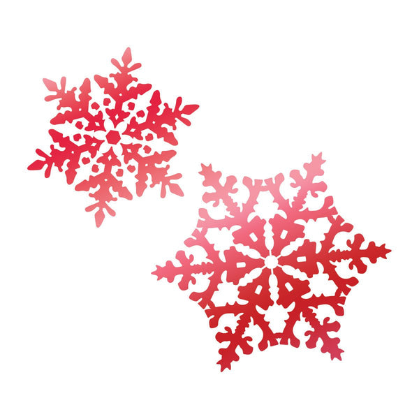 Hotfoil Stamp - LE - Snowflakes (1pc)