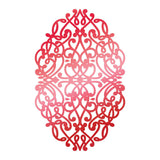 Hotfoil Stamp - LE - Christmas Background (1pc)