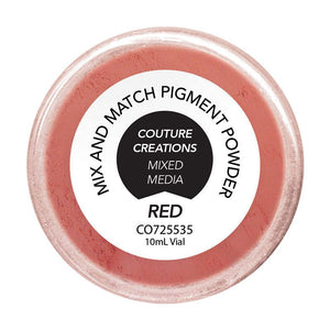 Couture Creations - Red Mix and Match Pigment Vial (10g | 0.35oz each)