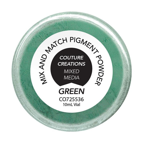 Mix and Match Pigment - Green