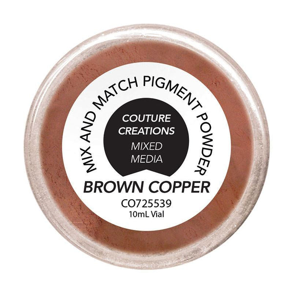 Mix and Match Pigment - Brown Copper