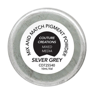 Couture Creations - Silver Grey Mix and Match Pigment Vial (10g | 0.35oz each)
