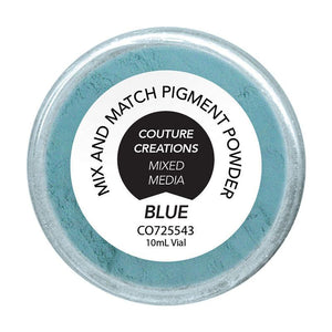 Couture Creations - Blue Mix and Match Pigment Vial (10g | 0.35oz each)