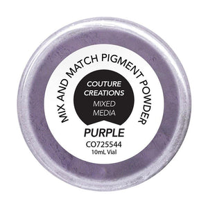 Mix and Match Pigment - Purple