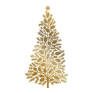 Hotfoil Stamp - AG - Christmas Tree