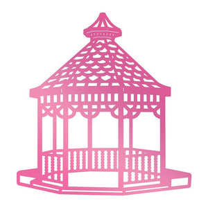 Hotfoil Stamp - CLV - Gazebo Hotfoil Stamp (1pc)