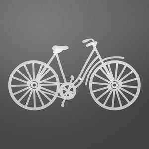 Couture Creations - C'est La Vie French Bicycle Decorative Die (1pc) WH