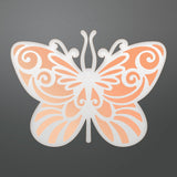 Cut and Foil Die - N - Nouveau Butterfly