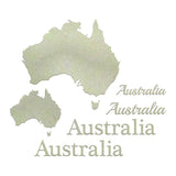 Chipboard - Australiana Set (8pc)