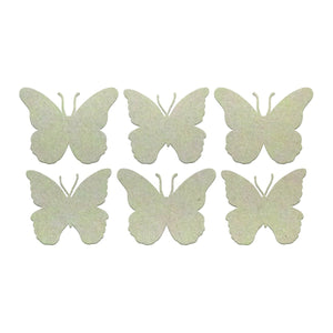Chipboard - CO - Mini Butterflies Set (6pc)
