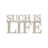 Chipboard - CLV - Such is Life Sentiment (1pc)