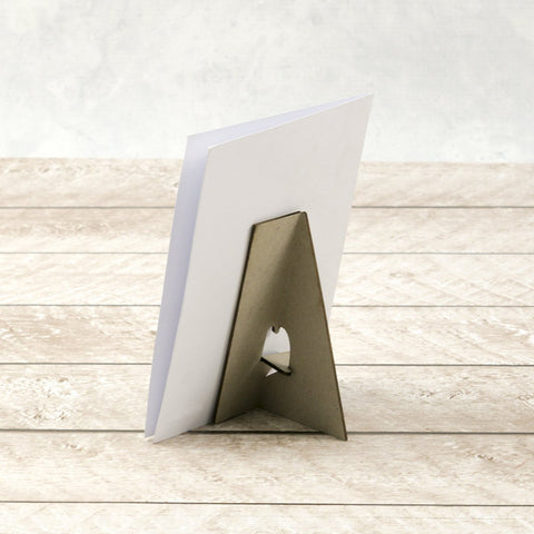 Chipboard - CO - Shobi's Card Stand (Small) twin pack