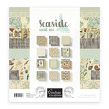 Couture Creations - Seaside and Me - 12 x 12 Paper Pad WH