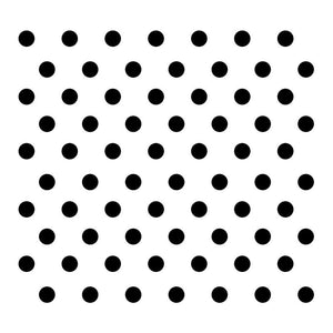 3D Foam Black Dots (150 pcs) - Couture Creations