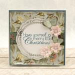 Modern Essentials Collection Cut, Foil and Emboss - Decorative Nesting Lacy Frames | Couture Creations