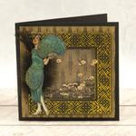 Modern Essentials Collection Cut, Foil and Emboss - Decorative Nesting Panel Frames WH | Couture Creations