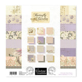 Couture Creations Butterfly Garden Collection - 12 x 12 Paper Pad WH