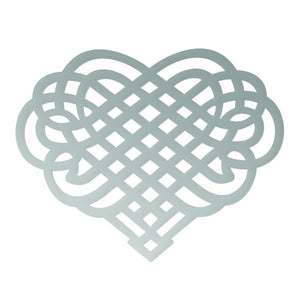 Couture Creations Butterfly Garden Collection - Woven Heart Mini Die | Couture Creations