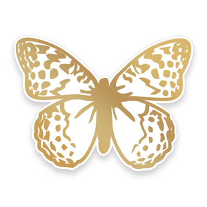 Couture Creations Butterfly Garden Collection - Garden Butterfly Cut, Foil and Emboss Die WH