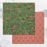 *Pre-Order* Naughty or Nice Double Sided Patterned Papers 7 | Couture Creations