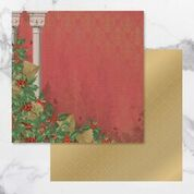 *Pre-Order* Naughty or Nice Double Sided Patterned Papers 8 | Couture Creations