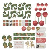 Naughty or Nice Diecut Ephemera Set | Couture Creations