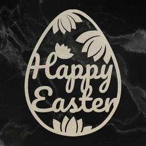 Easter 2019 Chipboard Selection - Happy Easter Egg | Hobby Craft and Scrap