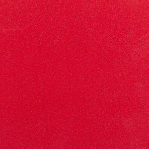 A4 Glitter Card 10 sheets per pack 250gsm - Bright Red | Couture Creations