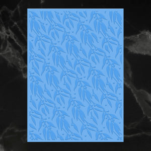 *Pre-Order* Emboss Folder 5 x 7in Gumnuts | Couture Creations