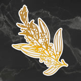 *Pre-Order* Cut, Foil and Emboss Die Acacia Branch (1pc) | Couture Creations