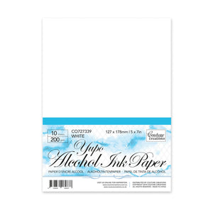 Yupo Paper - White 5 x 7in - 200gsm (10 sheets per pack)