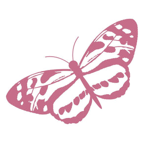 Mini Stamp - Peaceful Peonies - Spotted Butterfly (1pc)