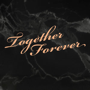 My Secret Love Collection - Together Forever Mini Stamp