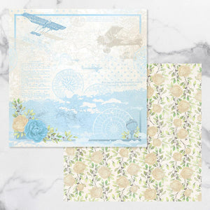 New Adventures - Double Sided Patterned Papers #5