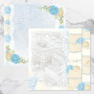 New Adventures - Double Sided Patterned Papers Design #7