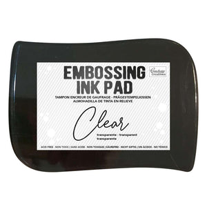 Embossing Ink Pad - Clear