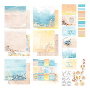 Seaside Girl - Collection Pack (12x12)
