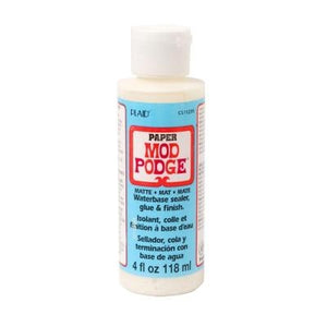 Plaid Mod Podge - Paper (4oz)