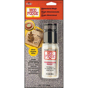 Dimensional Magic - Glitter Silver (2oz)