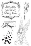 Kaisercraft Fairy Garden Collection - Clear Stamp