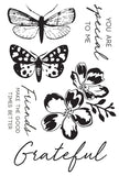 Kaisercraft Morning Dew Collection  - Clear Stamp