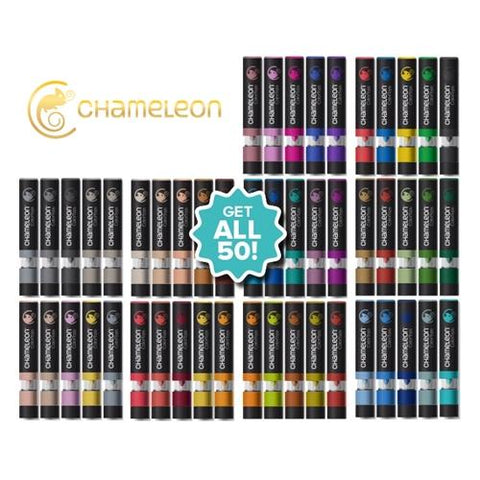 Chameleon Color Tops - 5 Tones Set - 10 off