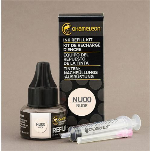 Chameleon Ink Refill 25ml - Nude NU00