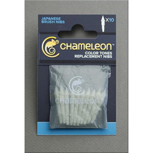 Chameleon Replacement Brush Tips / Nibs - 10 Pack