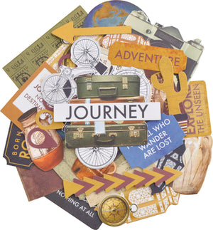 Kaisercraft Journey Collection  - Collectables