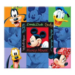 Sandy Lion - Postbound Album - Disney - Mickey & Friends (12 x 12)