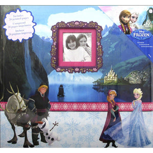 EK Success - Postbound Album - Frozen (12 x 12)