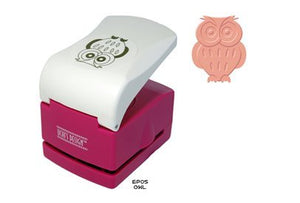 Uchi's Design Embossing Punch - Owl