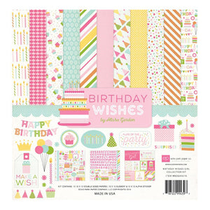 Echo Park - Collection Kit - Birthday Girl Coll